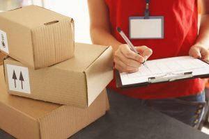 courier vs. logistics